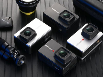 Mokacam Alpha 3 4K Action Camera Beats GoPro With HDR Photo & Video